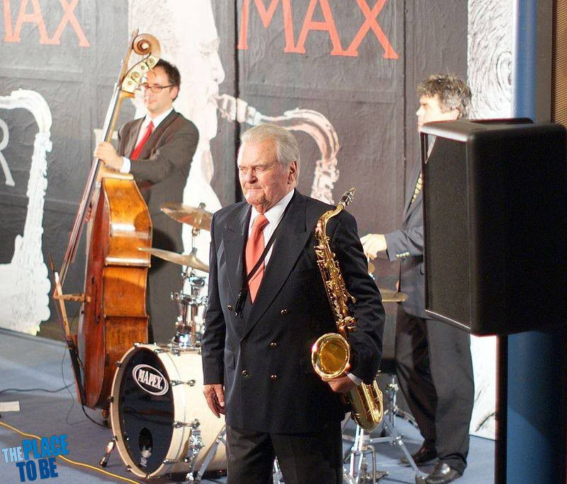 Max Greger (2008) 🎷