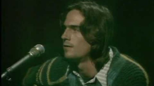 James Taylor - Fire and Rain (1970)